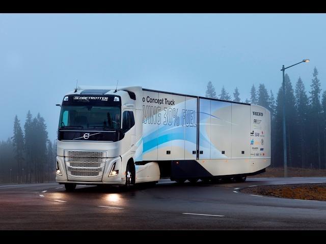 Noul VOLVO bagat la teste. Suedezii vor să reducă consumul de combustibil cu 50%