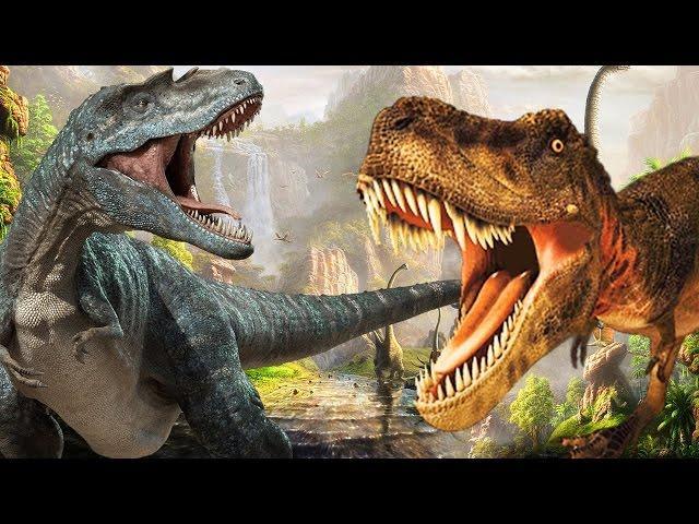 Top 10 dinozauri