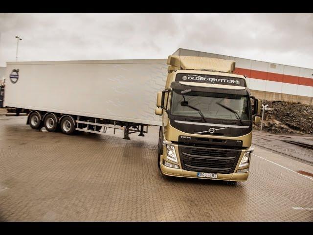 VOLVO TRUCKS s-a înregistrat pe piața tehnologiei cu o nouă inovației la modelele de autocamioane FH