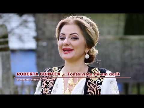 Roberta Crintea - Toată viaţa mi-am dorit