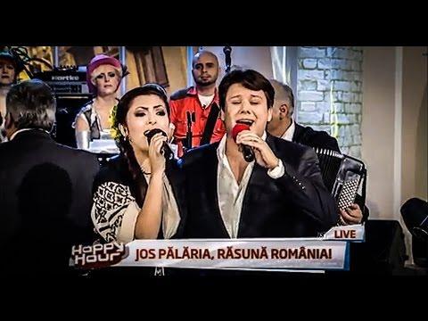 Andra & Fuego - Jos pălăria, răsună România!