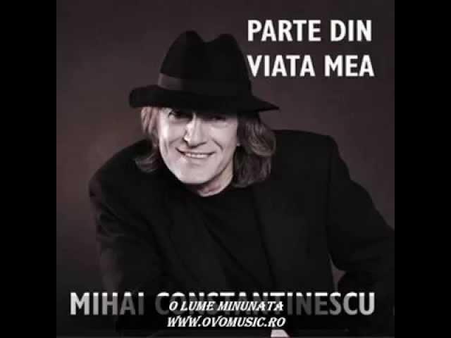 Mihai Constantinescu - O lume minunată