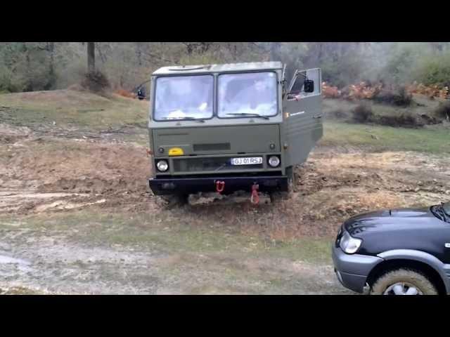 DAC 444T 4x4 - OFF ROAD SCHELA